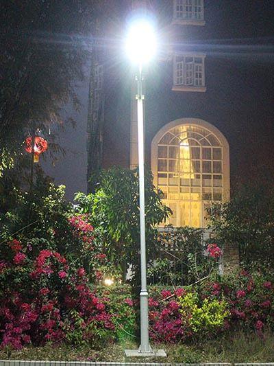 40w flat series solar street light (2)