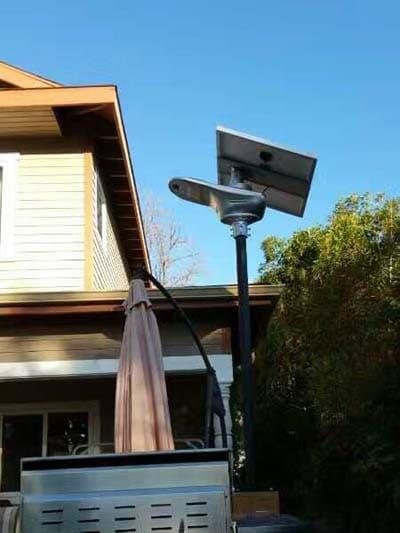 solar fly hawk light in American
