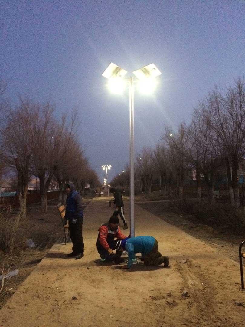 Moon Light Series All In One Solar Street Led Lights